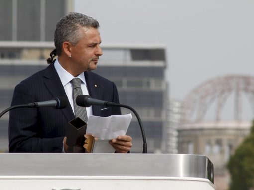 Peace Summit Award 2010: Roberto Baggio