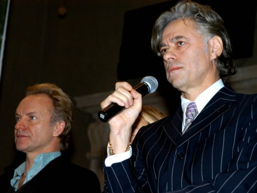 Peace Summit Award 2005: Sir Bob Geldof and PeaceJam