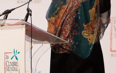 Tawakkol Karman's Speech at Oxford University