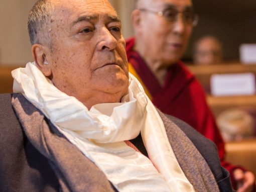 Peace Summit Award 2014: Bernardo Bertolucci