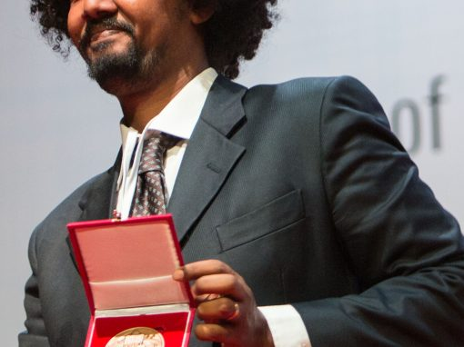 2014 Peace Summit Medal for Social Activism – Tareke Brhane