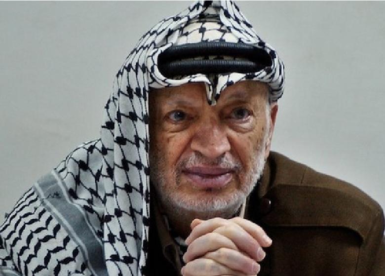 yasser arafat nobel peace summit