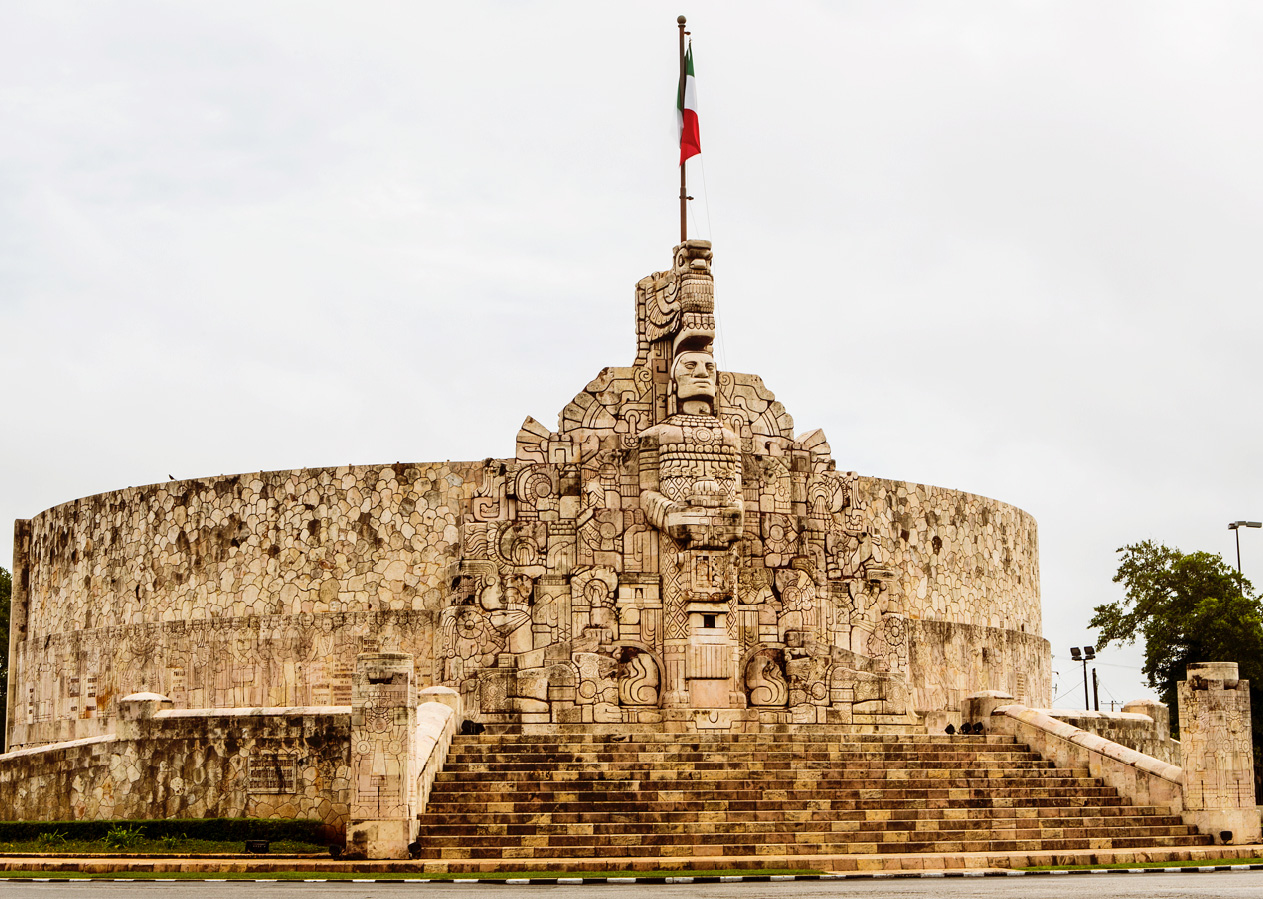 Mérida, Yucatán will be the host city of the 17th World Summit of Nobel Peace Laureates in 2019