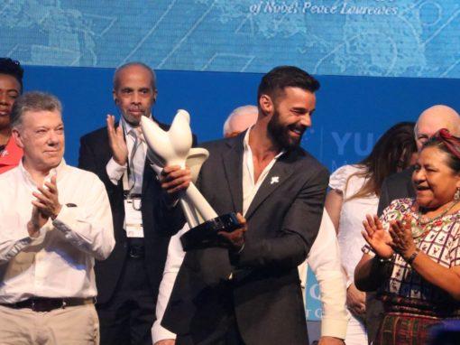 Peace Summit Award 2019: Ricky Martin