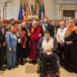 Bernardo Bertolucci - Peace Summit Award 2014