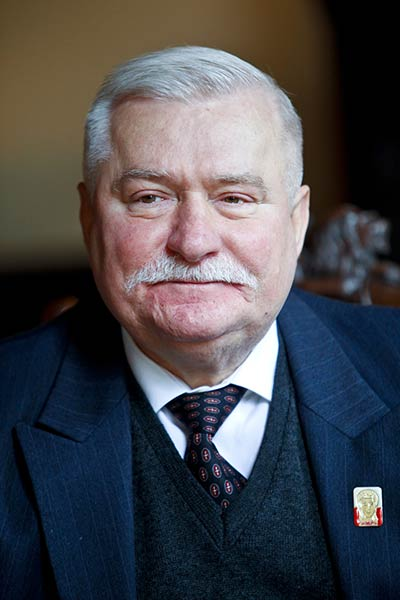 Lech Walesa turns 70