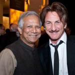 Muhammad Yunus & Sean Penn