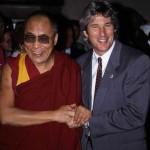 Dalai Lama & Richard Gere