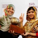 Tawakkol Karman & Malala Yousafzai