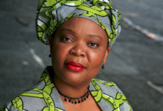 Participant Leymah Gbowee