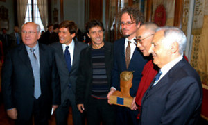 peaceawards-Italian-National-Singers-Football