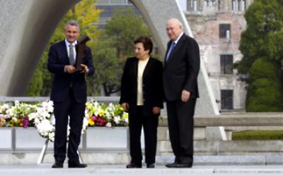 peace awards Roberto Baggio