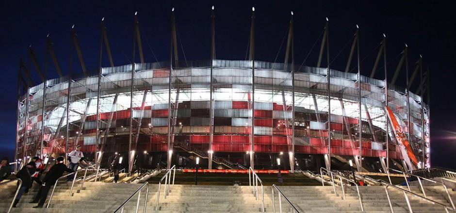 warsaw The National Stadium